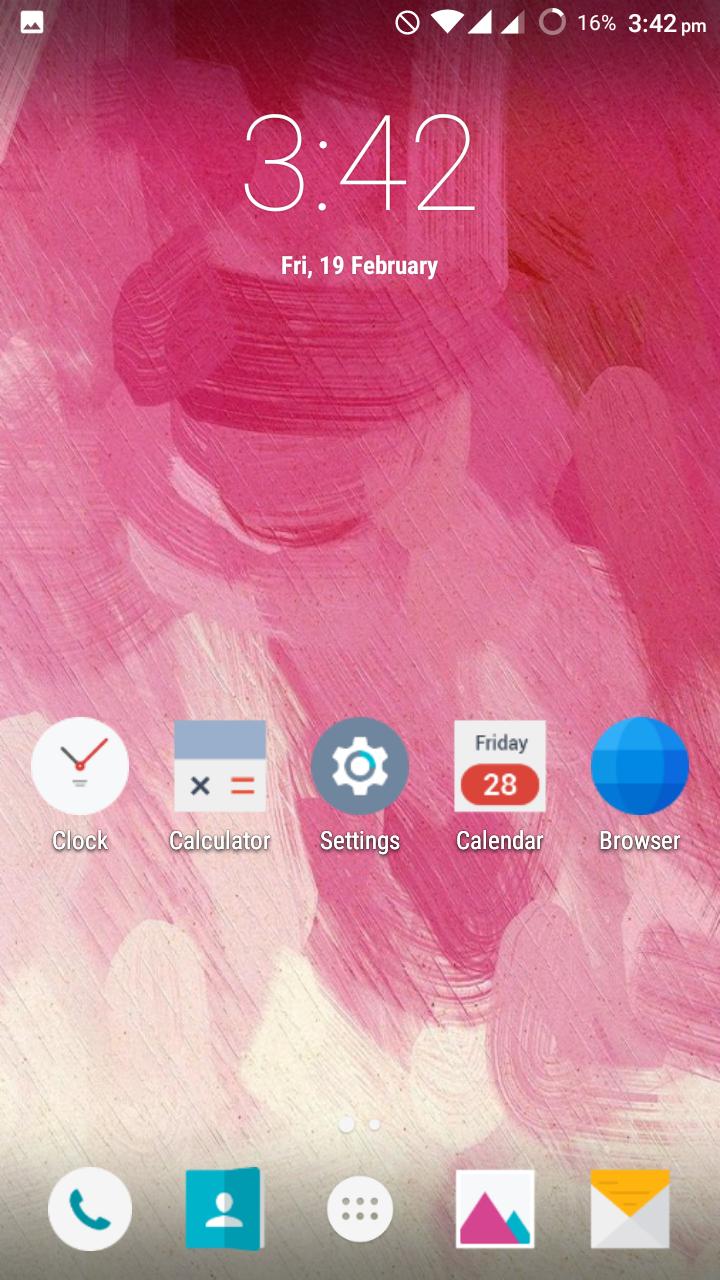 CyanogenMod12 1 v3 Stable Custom Rom For Infinix Hot Note 16